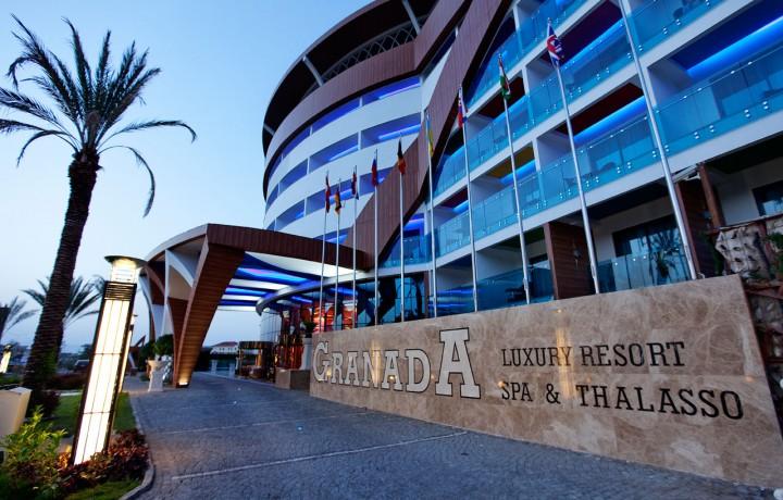 GRANADA RESORT HOTEL