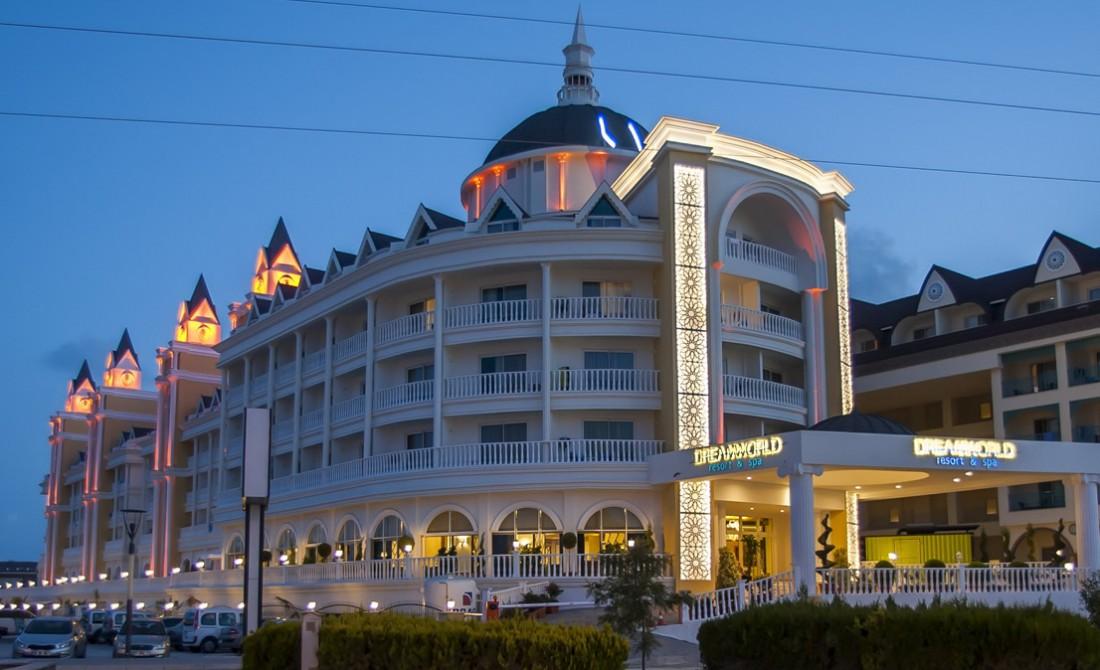 DREAM WORLD HOTEL