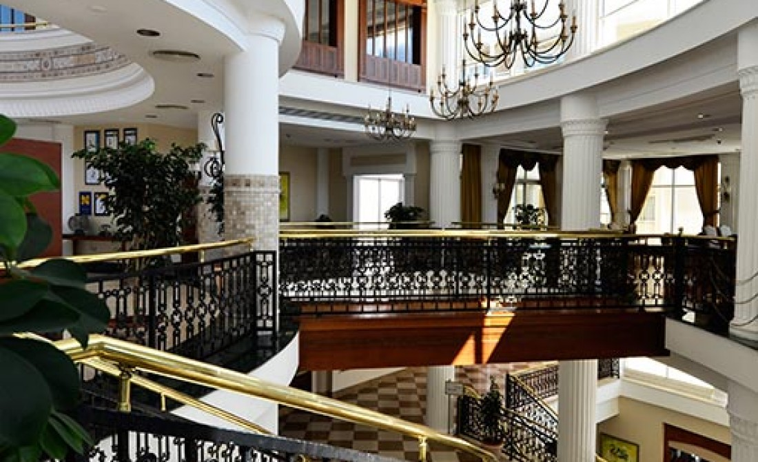 ASPENDOS BEACH HOTEL